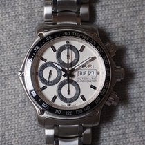 Ebel 1911 Discovery Steel White