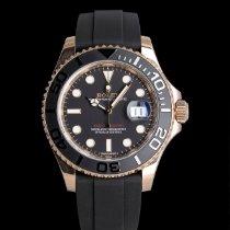 Rolex Remontage automatique Noir 40mm occasion Yacht-Master 40
