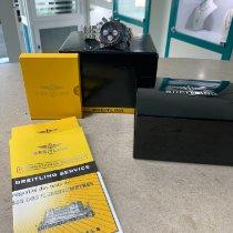 Breitling Chronomat Evolution Acero 44mm Gris Arábigos