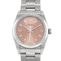 Rolex Oyster Perpetual 31 occasion 31mm Rose Acier