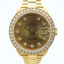 Rolex Lady-Datejust Oro amarillo 26mm Oro Sin cifras España, Huesca