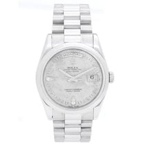 Rolex Day-Date 36 White gold 36mm United States of America, Texas, Dallas