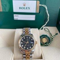 Rolex Lady-Datejust Otel 31mm Albastru România, Constanta