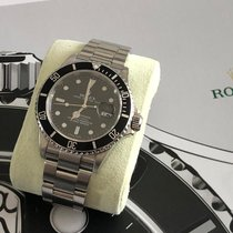 Rolex Submariner Date folosit 40mm Negru Data Otel
