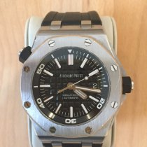 Audemars Piguet Royal Oak Offshore Diver Steel 42mm Black No numerals United Kingdom, Somerset