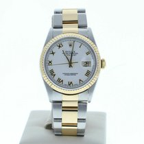 Rolex Datejust 16233 Very good Steel 36mm Automatic