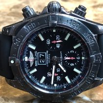 Breitling Blackbird Steel 44mm Black United States of America, Pennsylvania, Philadelphia