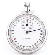 Wakmann Uhr gebraucht 1950 51mm Arabisch Nur Uhr