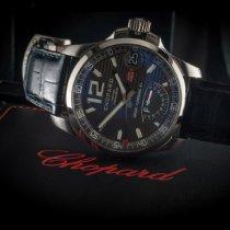 Chopard Titane Remontage automatique Noir Arabes 44mm occasion Mille Miglia