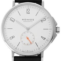 NOMOS Ahoi pre-owned 41mm Leather