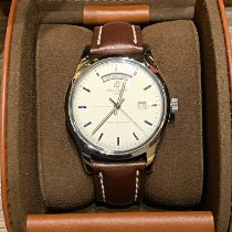 Breitling Transocean Day & Date Steel 43mm Silver No numerals United States of America, Florida, Jupiter