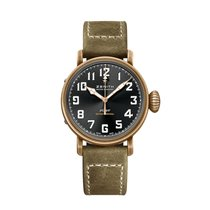Zenith Pilot Type 20 Extra Special Bronze 40mm Black Arabic numerals United States of America, New York, New York