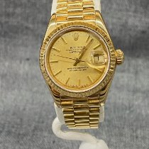 Rolex Lady-Datejust Yellow gold 26mm Gold