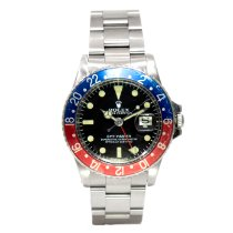 Rolex GMT-Master Steel 39mm Black No numerals United States of America, Arizona, Scottsdale