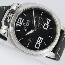 Anonimo Militare Steel 43.4mm Grey Arabic numerals