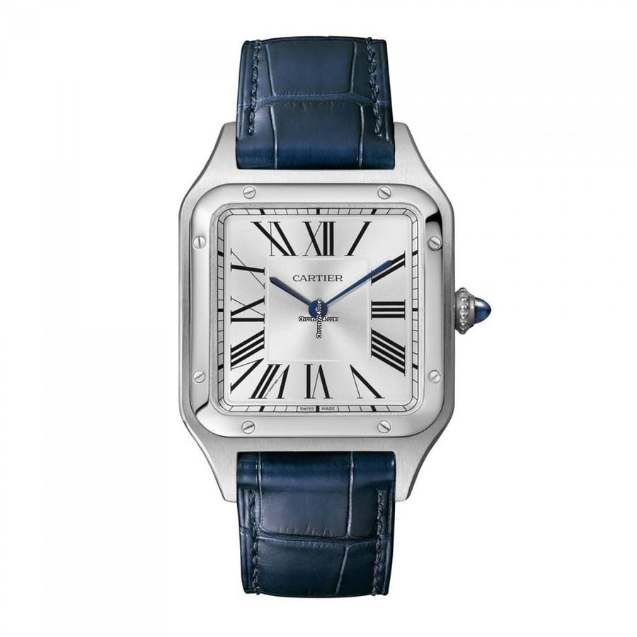 Cartier Santos Dumont WSSA0032 2021 new