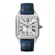 Cartier Santos Dumont новые 2020 Механические Часы с оригинальными документами и коробкой WSSA0032