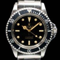 Rolex Submariner (No Date) Acier