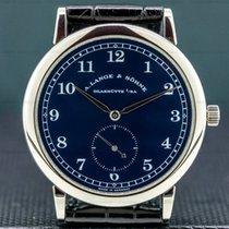 A. Lange & Söhne 1815 White gold 36mm Blue Arabic numerals United States of America, Massachusetts, Boston