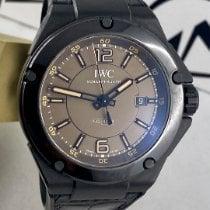 IWC Ingenieur AMG Ceramic 46mm Brown Arabic numerals