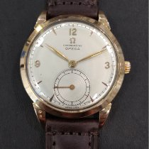 Omega Red gold 36mm Manual winding pre-owned