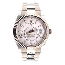 Rolex Sky-Dweller Steel 42mm White United States of America, Florida, Boca Raton
