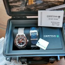 Certina Steel 42mm Automatic C036.407.11.050.00 new United States of America, New York, Woodside