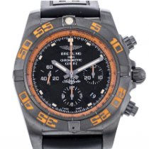 Breitling Automatic 44mm pre-owned Chronomat 44 Raven