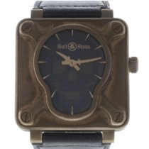 Bell & Ross BR 01-92 BR01-92 Very good Bronze 46mm Automatic