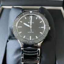Rado new Automatic 42mm Steel Sapphire crystal