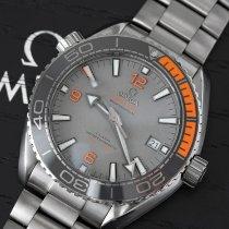 Omega Seamaster Planet Ocean Titanium 43.5mm Grey Arabic numerals United States of America, Florida, Boca Raton