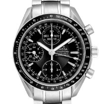 Omega Speedmaster Day Date Steel 40mm Black United States of America, Georgia, Atlanta