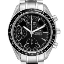 Omega Speedmaster Day Date Staal 40mm Zwart