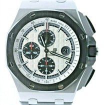 Audemars Piguet 26400SO.OO.A002.CA01 Steel Royal Oak Offshore Chronograph 44mm pre-owned United States of America, Florida, FORT LAUDERDALE