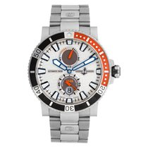Ulysse Nardin Maxi Marine Diver Steel 45mm Silver United States of America, Florida, Surfside