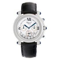 Chopard Happy Sport Steel 35mm White Roman numerals United States of America, Florida, Surfside