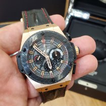 Hublot King Power Rose gold 48mm Grey Arabic numerals United States of America, California, Los Angeles
