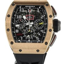 Richard Mille RM 011 Rose gold 49.9mm Transparent United States of America, Illinois, BUFFALO GROVE