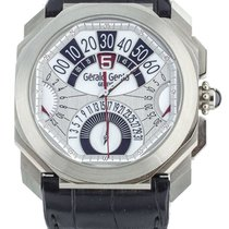Gérald Genta White gold 50mm Automatic OQC.Z.60.580.CN.BD pre-owned United States of America, Illinois, BUFFALO GROVE