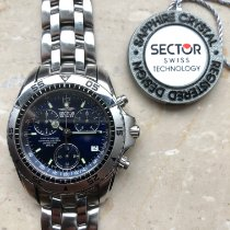 Sector Steel Quartz 2653960185 pre-owned