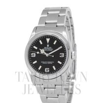 Rolex 14270 Steel 1996 Explorer 36mm pre-owned United States of America, New York, Hartsdale