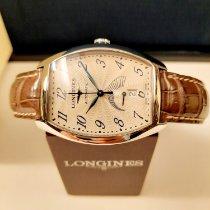 Longines Evidenza Steel 33mm White Arabic numerals
