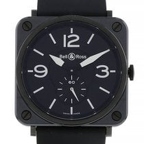 Bell & Ross BR S Céramique 39mm Noir Arabes France, Paris