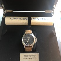 Panerai Steel 47mm Automatic PAM 00372 pre-owned