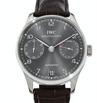 IWC IW500106 Oro blanco 2008 Portuguese Automatic 42.3mm usados