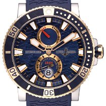 Ulysse Nardin Maxi Marine Diver Титан 45mm Россия