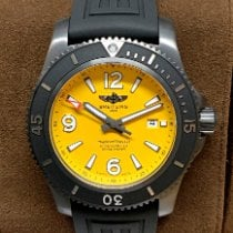 Breitling Superocean new 2020 Automatic Watch with original box and original papers M17368D71I1S1