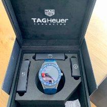 TAG Heuer Connected SBF8A8012.11FT6077 Foarte bună Titan 45mm Atomat România, Cluj-Napoca