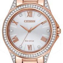 Citizen EM0233-51A Новые Сталь 34mm