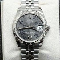 Rolex 178344 Acero 2010 Lady-Datejust 31mm usados